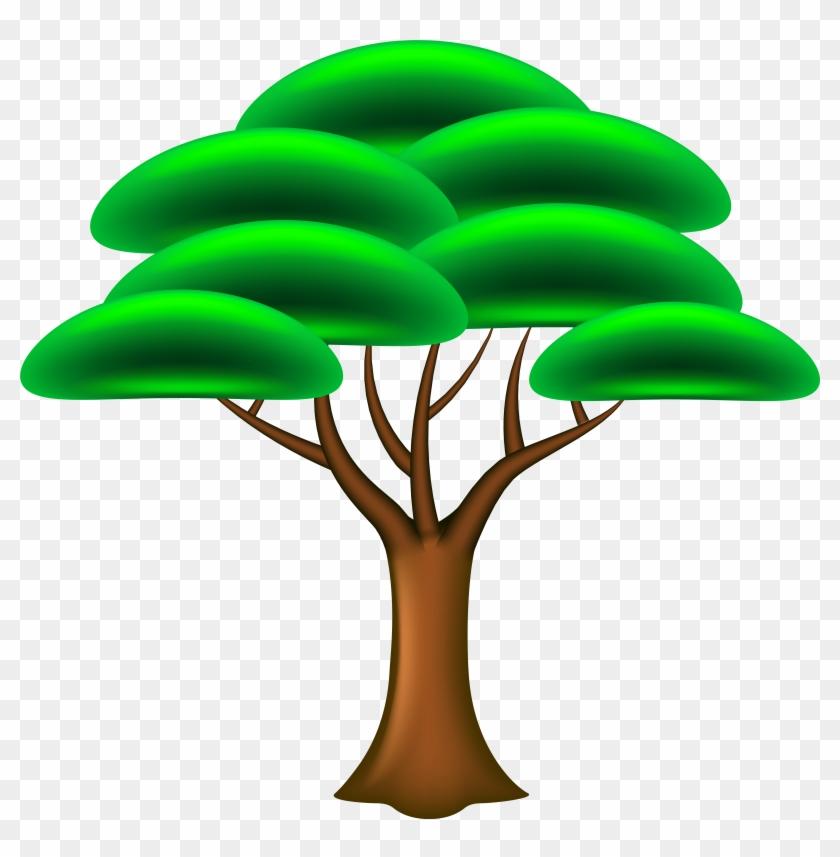 Tree Png Clip Art - Tree Png Clip Art #175