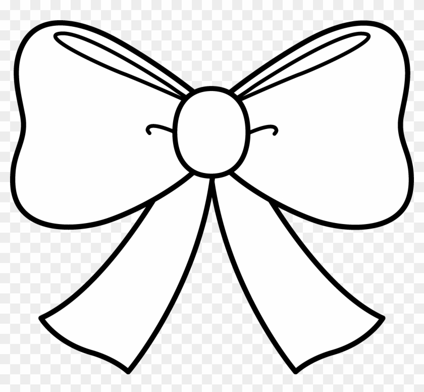Best Photos Of Cheer Bow Outline - Best Photos Of Cheer Bow Outline #1488