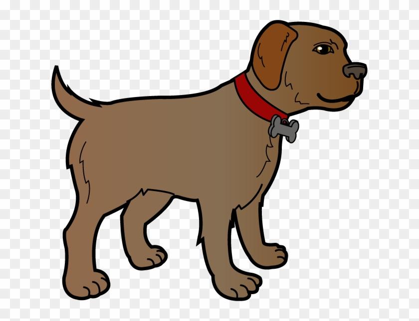 Clipartfort Animals Pets Brown Dog - Clipartfort Animals Pets Brown Dog #1509
