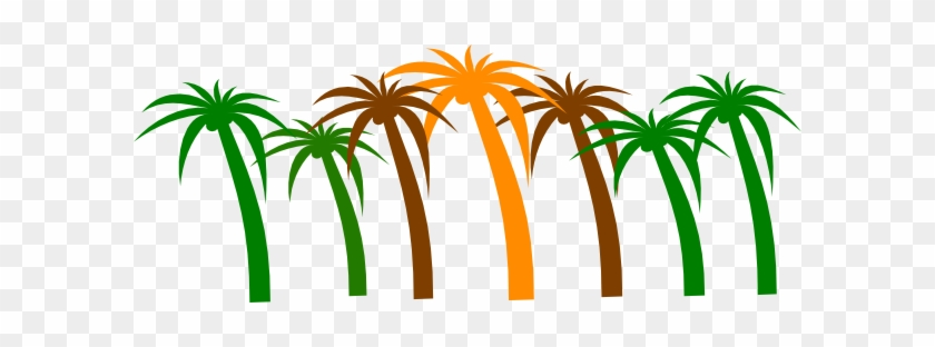 Palm Tree Clip Art - Palm Tree Clip Art #165