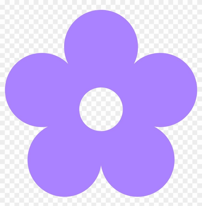 Corner Flower Clipart No Background Clip Art Library - Flower Violet Clip Art #1650