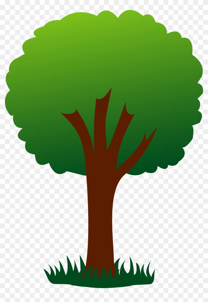 Family Tree Clipart Clipart Free Clipart Image - Tree Clip Art #1694