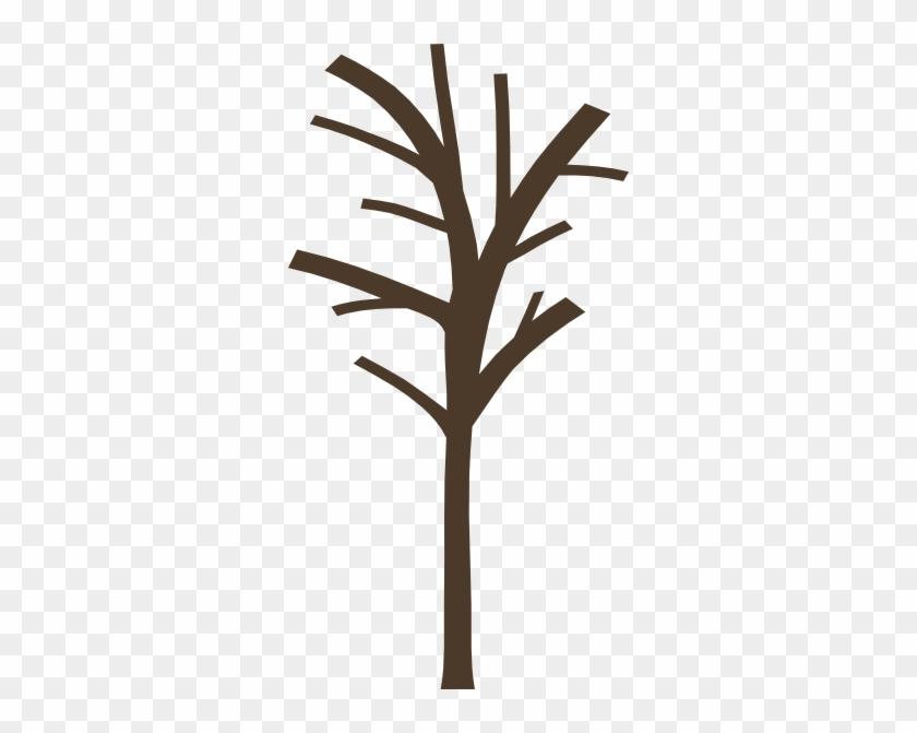 Dead Tree Bare Tree Clip Art - Dead Tree Bare Tree Clip Art #177