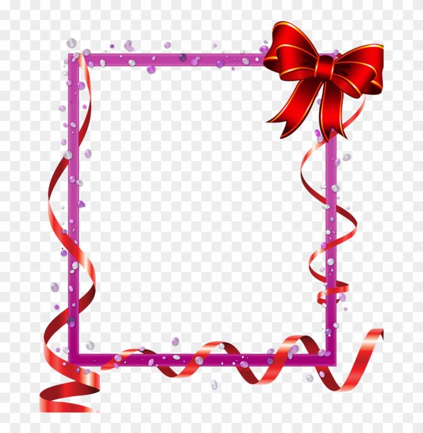 Rose Border Clip Art Png - Rose Border Clip Art Png #1759
