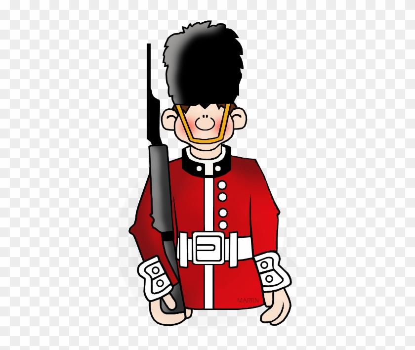 British Soldier - British Soldier Clipart #1762