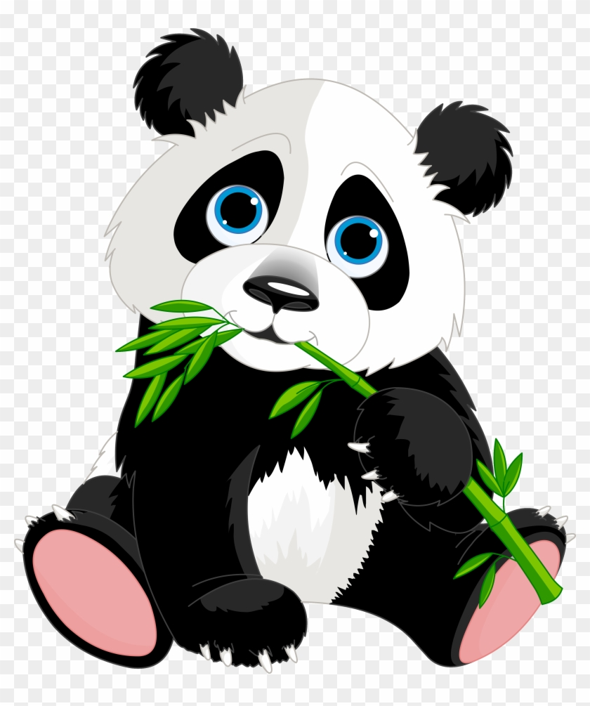 Endangered Animals On Emaze - Panda Clipart #1768