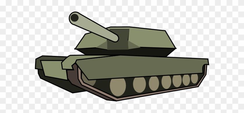 Army - Tank - Clipart - Henretta Engineering Trembletank Reverb & Tremolo #1782
