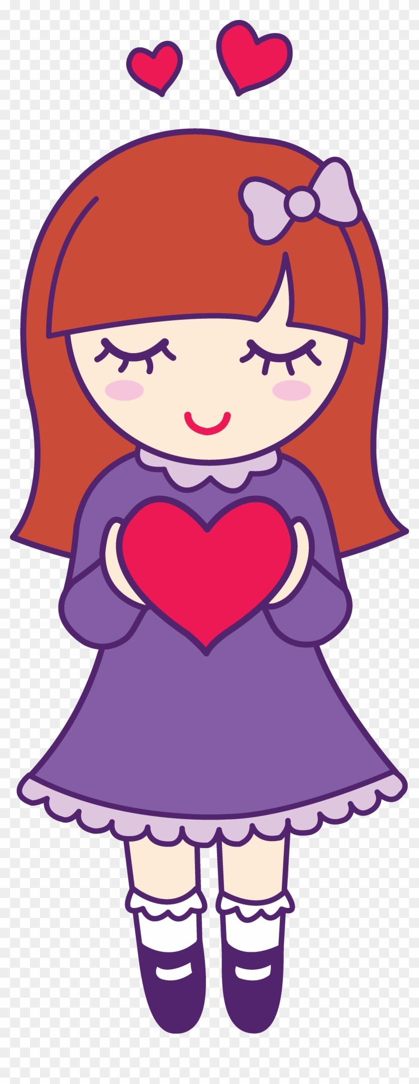 Hearts Clipart Girly - Hearts Clipart Girly #1825