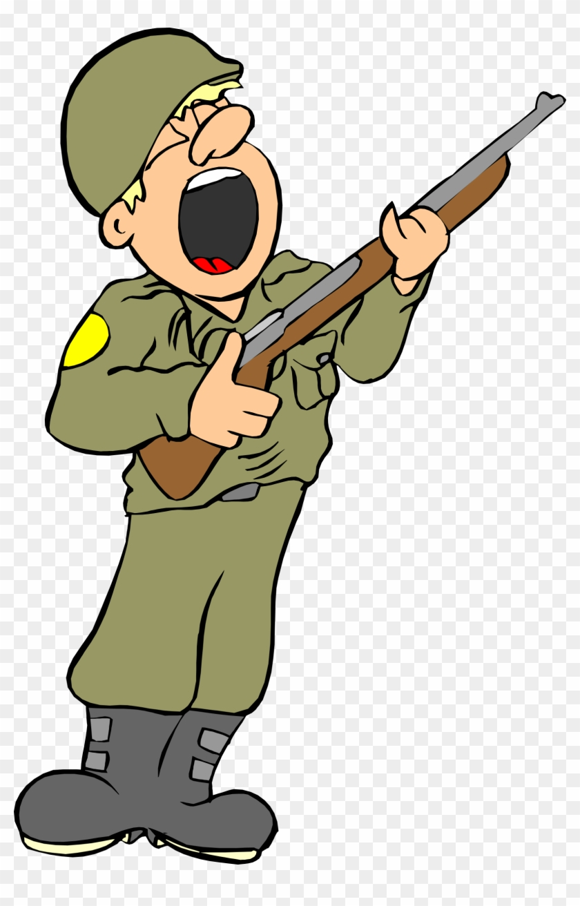 Army - Clipart - Army - Clipart #1817