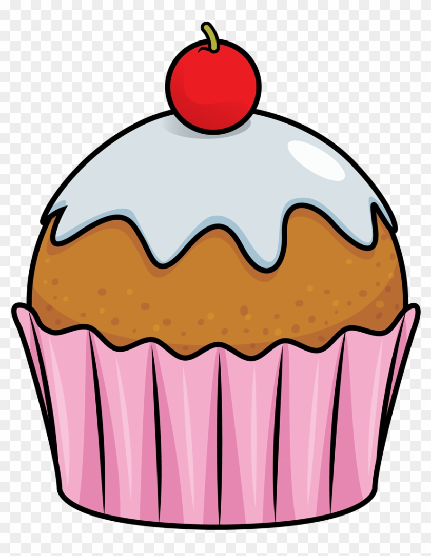 Are You Looking For A Cupcake Clip Art Search No More - Cup Cake Clipart #1852
