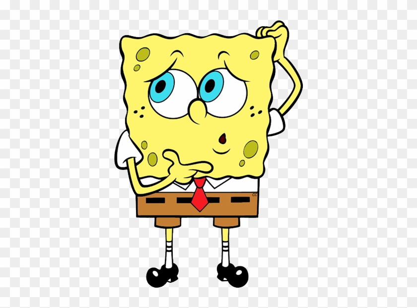 Spongebob Squarepants Clip Art Images Cartoon - Sad Spongebob Clipart #1866