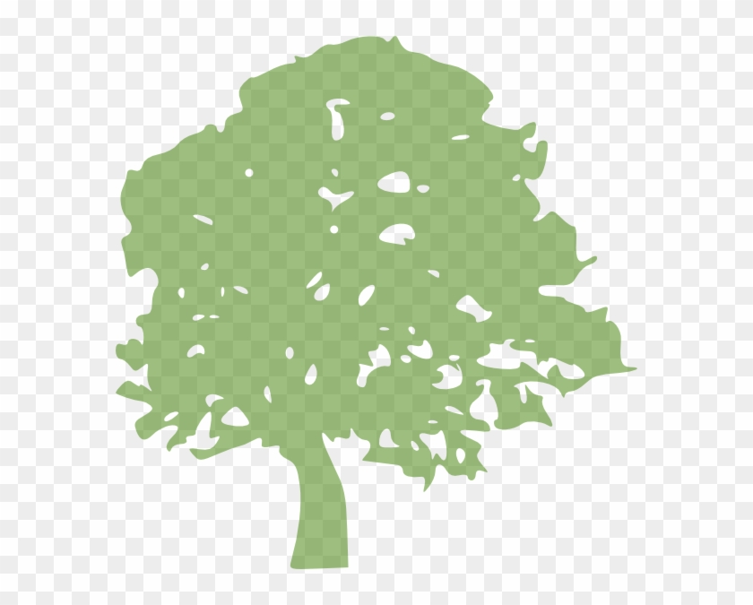 Oak Tree Clip Art - Oak Tree Clip Art #202