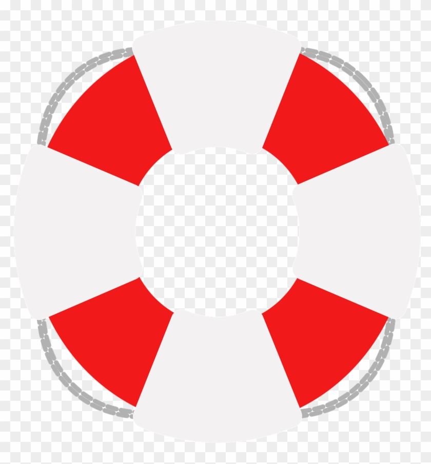 Lifesaver Red And Grey Clip Art At Clipart Library - Live Saver Clip Art #1994