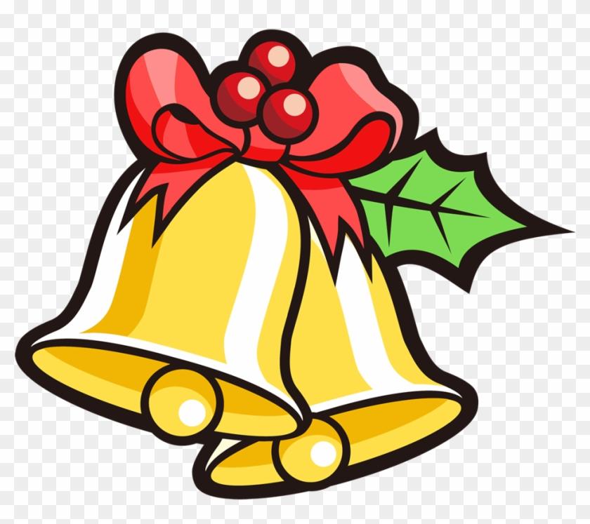Christmas Clip Art Bells - Christmas Clip Art Bells #205