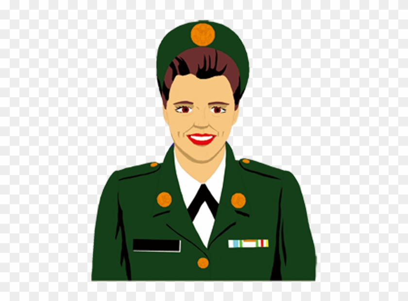 Cartoon Soldier Army Officer Clip Art - Cartoon Soldier Army Officer Clip Art #2044