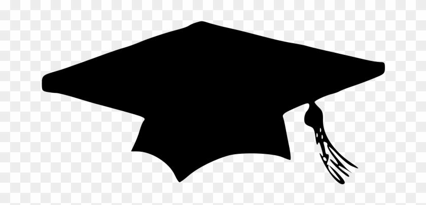 Clipart > Categories > Graduation Caps Clip Art - Graduation Hat Clipart Png #2021