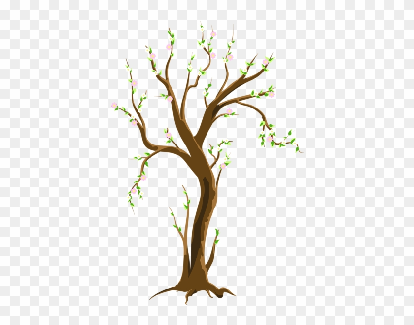 Spring Tree Png Clipart Picture - Spring Tree Clip Art #2036