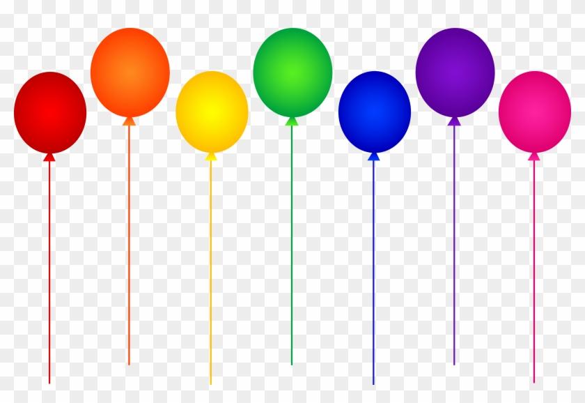 Free - Animated - Birthday - Clip - Art - Birthday Balloon Clip Art #2057