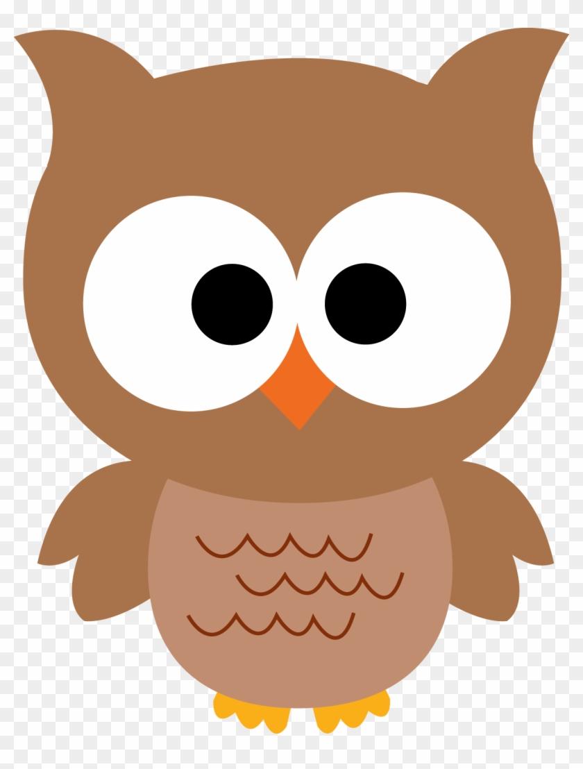 Clip Art Of Owl Free Cartoon - Owl Cartoon Png #2082