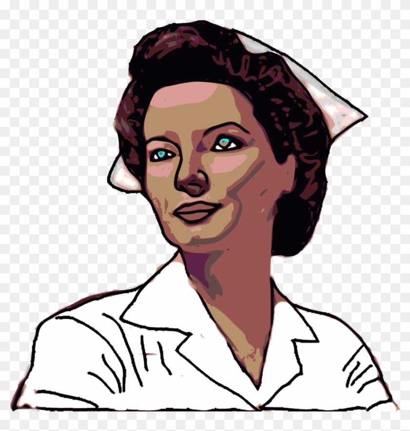 Public Domain Clip Art Image - Nurse Png #2077