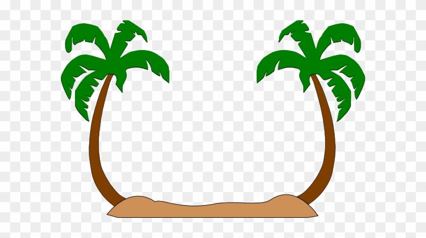 Palms Clip Art Clip Art At Clker - Palms Clip Art Clip Art At Clker #209