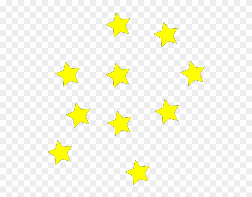 Yellow Stars Clip Art At Clipart Library - Stars Clipart #2081