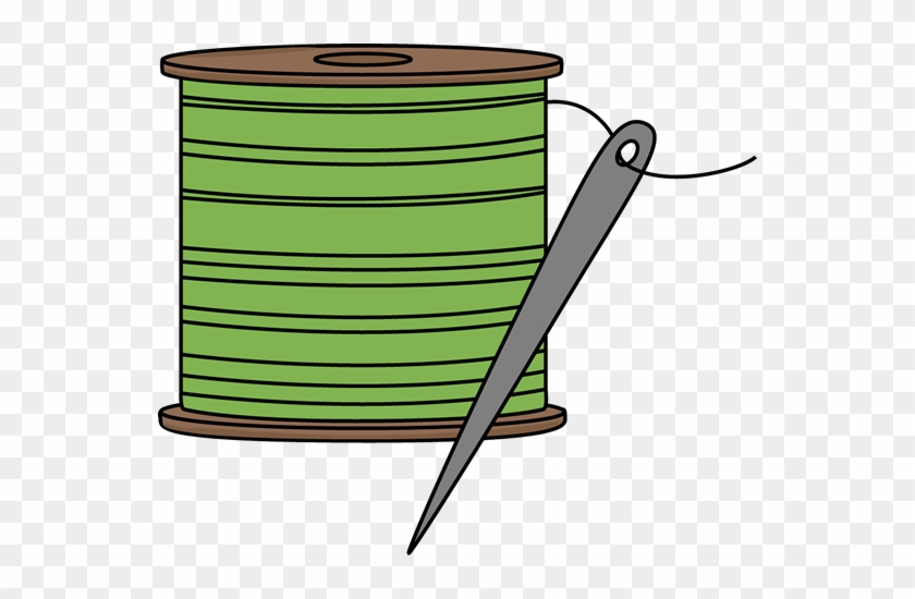 Needle And Thread - Needle And Thread Clipart #2109