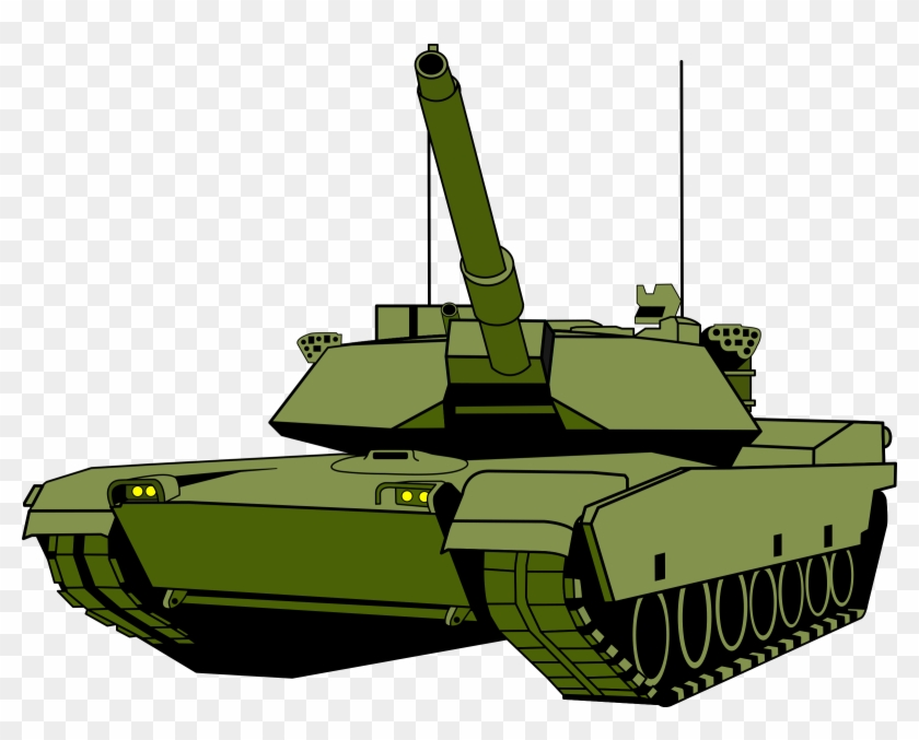 Modern Tank Png Clipart - Tank Clip Art Free #2150