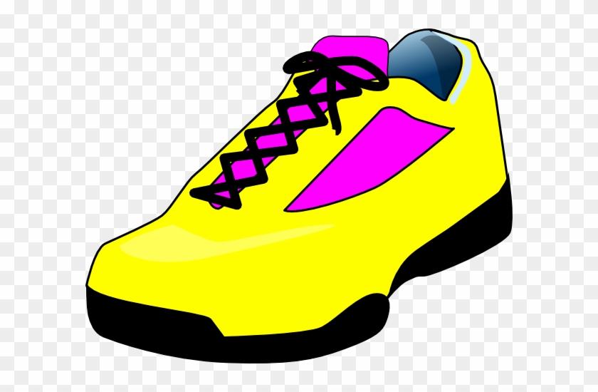 Free Images Shoes Clip Art 2018 - 1 Shoe Clipart #2158