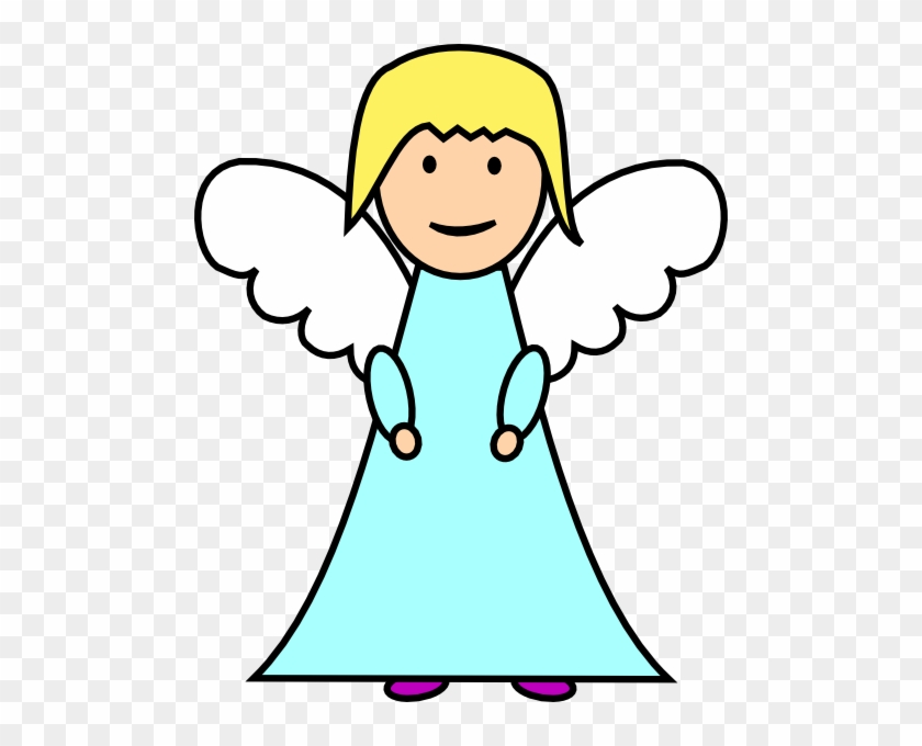 Angel Clip Art At Clker - Angel Clipart #2178