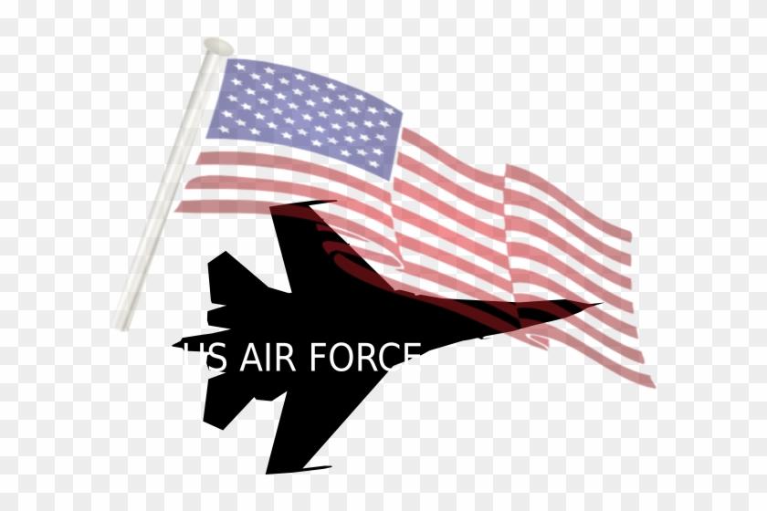Us Air Force Clip Art - Usaf Clip Art #2195