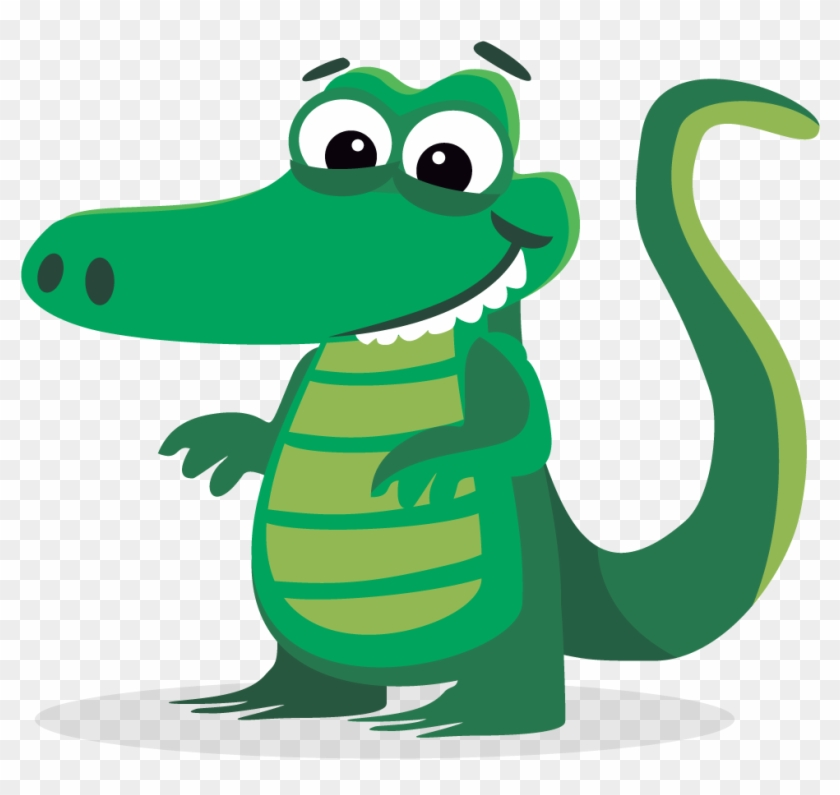 Alligator Cartoon Quiz - See You Later Quotes #2209