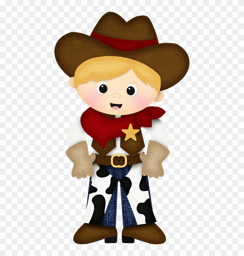 Folder - Minus - Cowgirl And Cowboy Clipart #2203