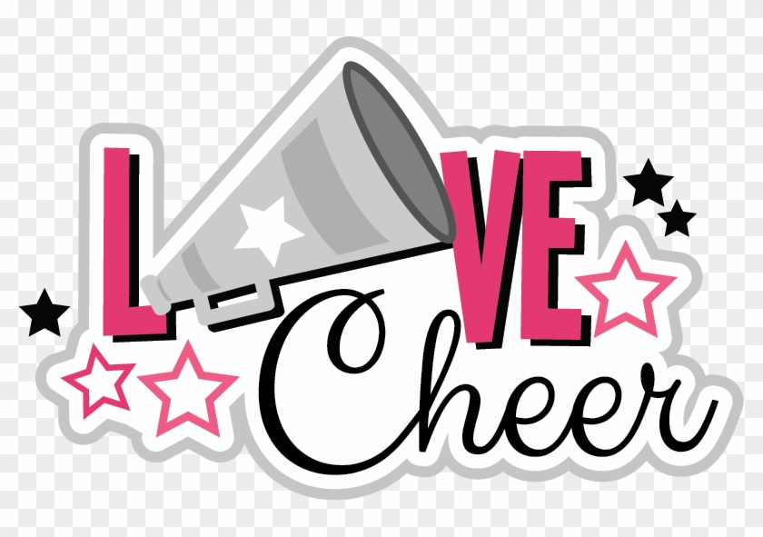 Cheerleading Pom-pom Gymnastics Love Clip Art - Cheerleading Pom-pom Gymnastics Love Clip Art #2272