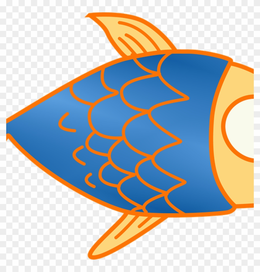 Fish Clip Art Fish Kids Clip Art Free Image On Pixabay - Cute Fish Png #2301