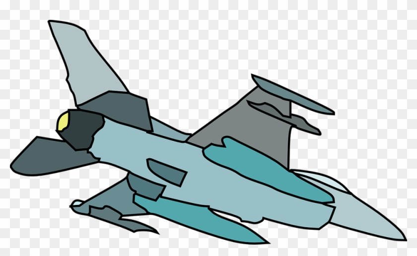 Cartoon Fighter Plane Png #2283