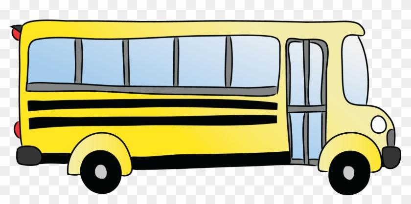 School Bus Clipart Images 3 School Clip Art Vector - Bus Cartoon Clipart #2294