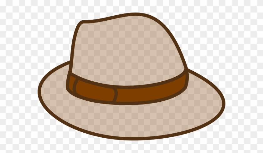 Cowboy Hat Clipart Free - Clipart Of A Hat #2364
