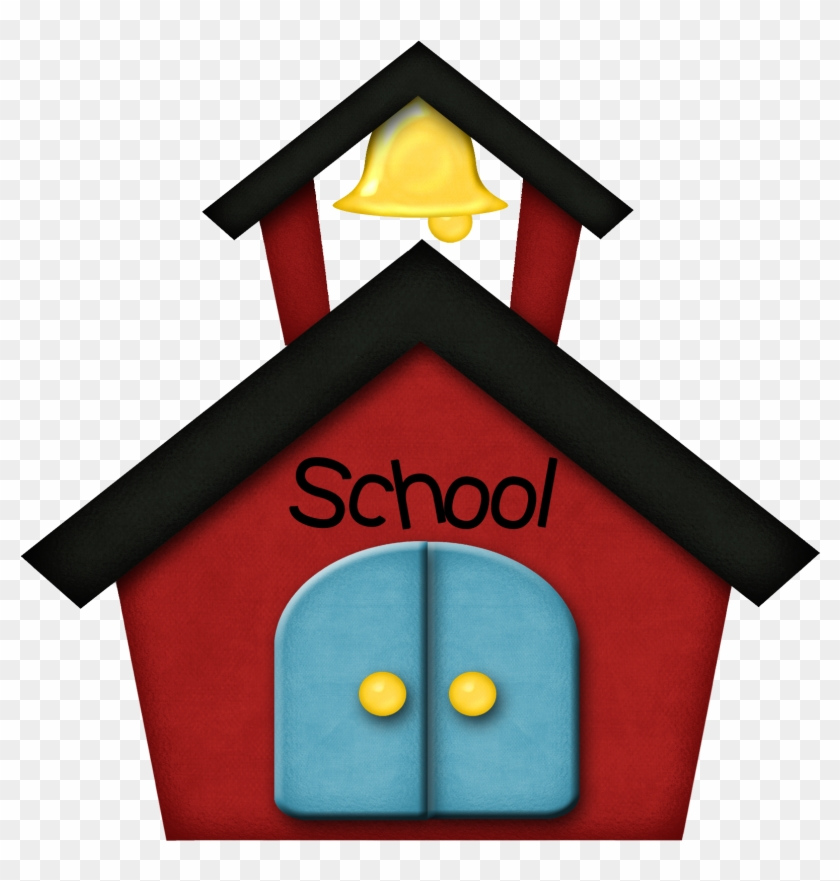 Clipart Pictures Of Schoolhouse - School Png Clip Art #2374