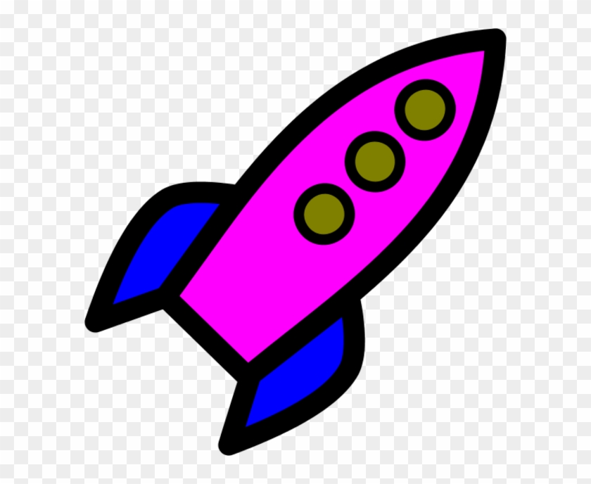 Animated Rocket Clipart - Rocket Clipart #2350