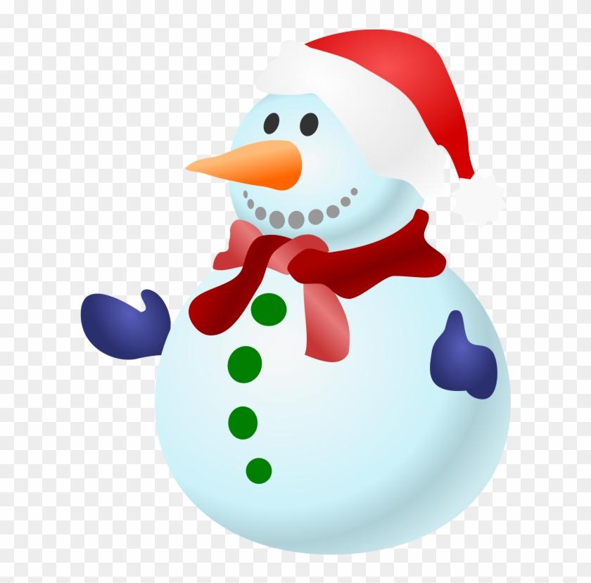 Clipart Dazzling Ideas Snowman Clipart This Clip Art - Snowman Transparent Background #2371