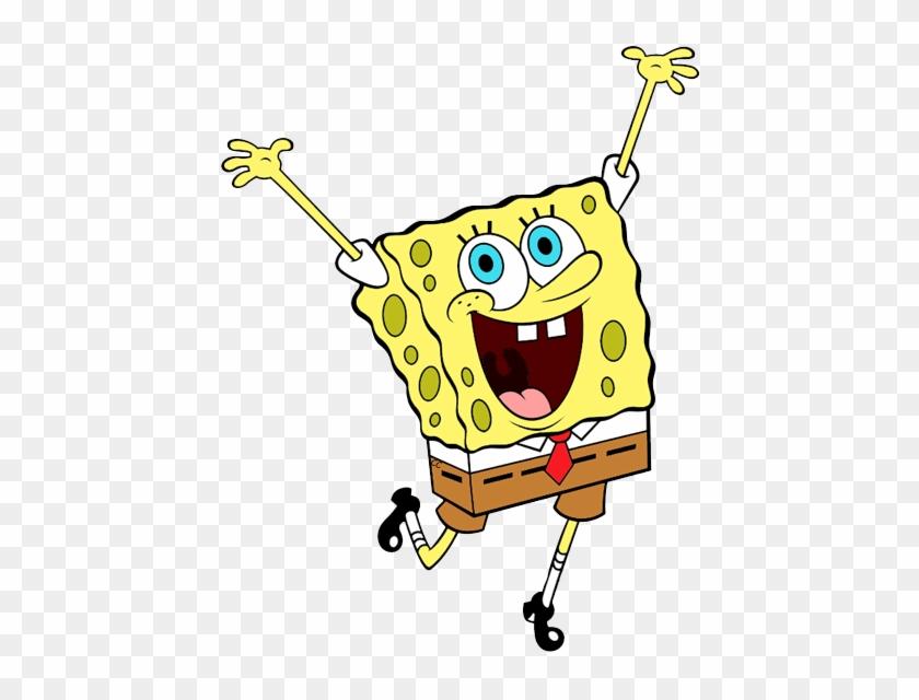 Spongebob Clip Art Png #2357