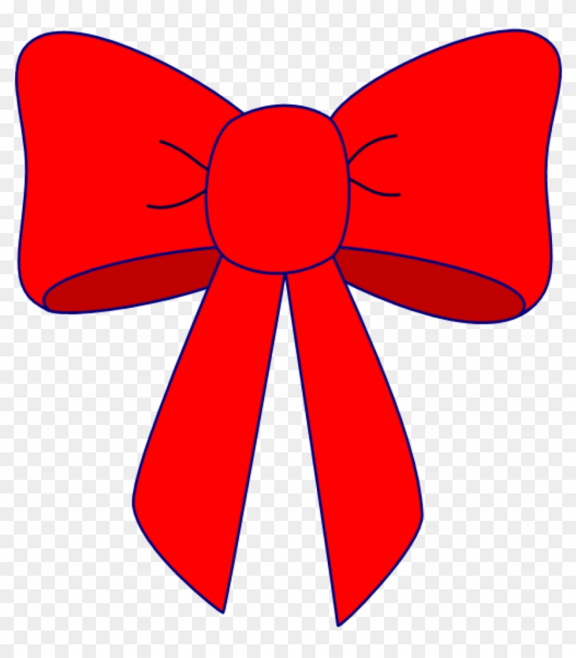 Free Cheerleading Clipart Clip Art Pictures Graphics - Clip Art Red Bow #2384