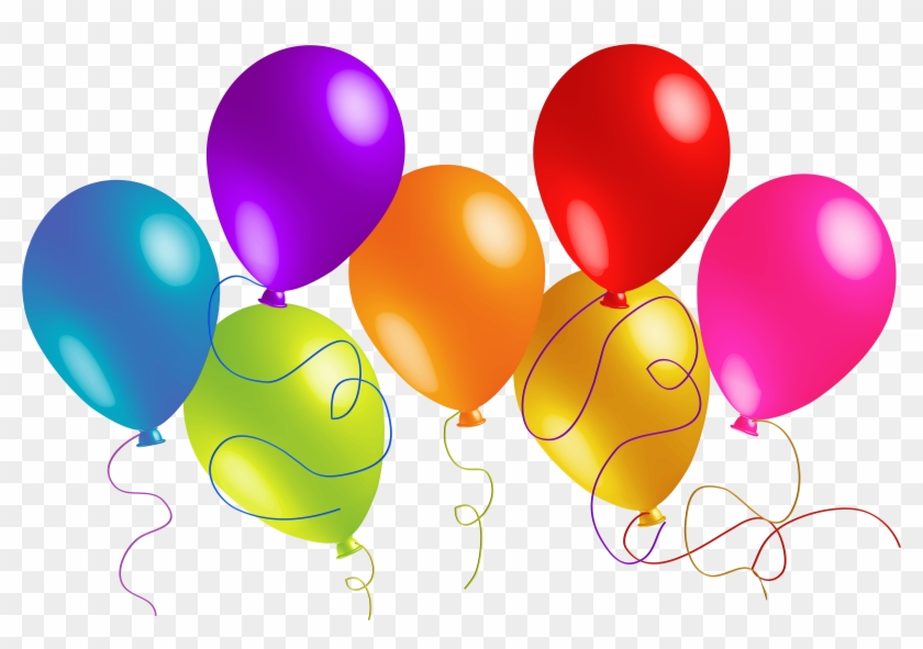 Balloons Free Download Clip Art Free Clip Art On Clipart - Anniversary Clip Art #2440