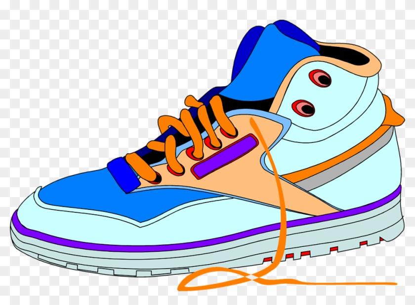 Sneaker Clipart #2432