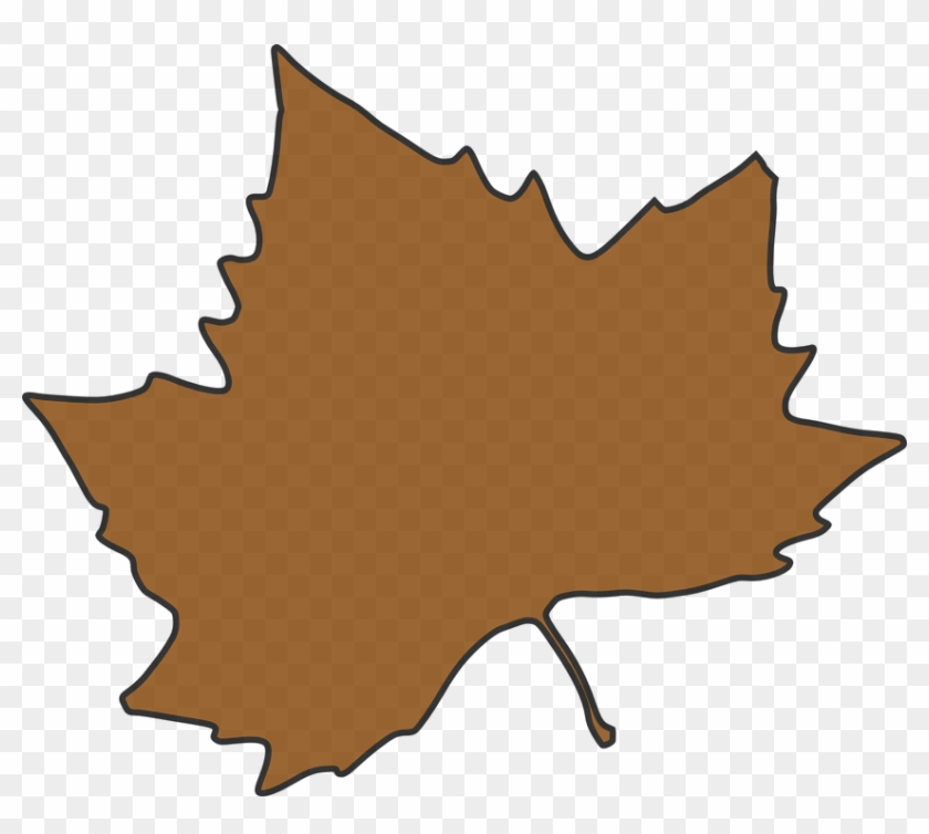 Autumn Leaves Clip Art #2534