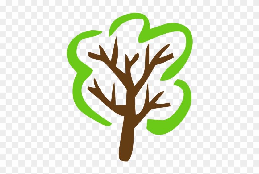 Simple Tree Clip Art - Imagenes De La Vida Buena #2579