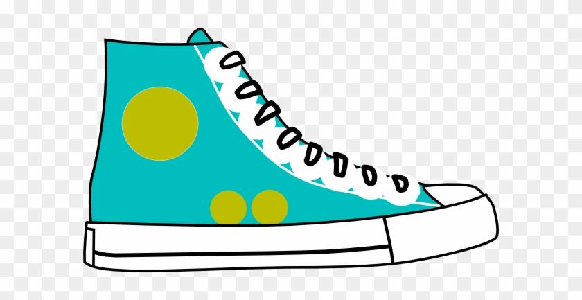 Clipart Shoe #2580