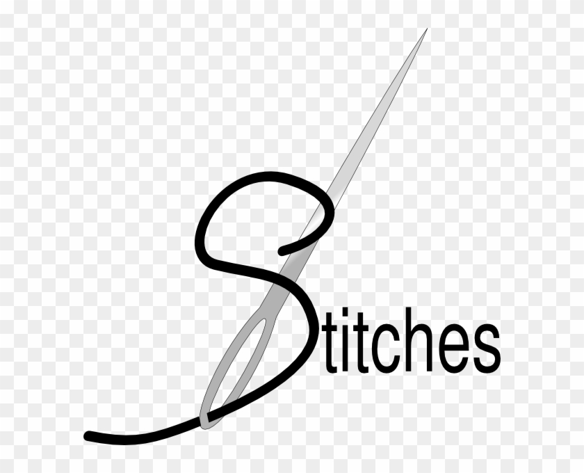 Stitches Clipart #2616