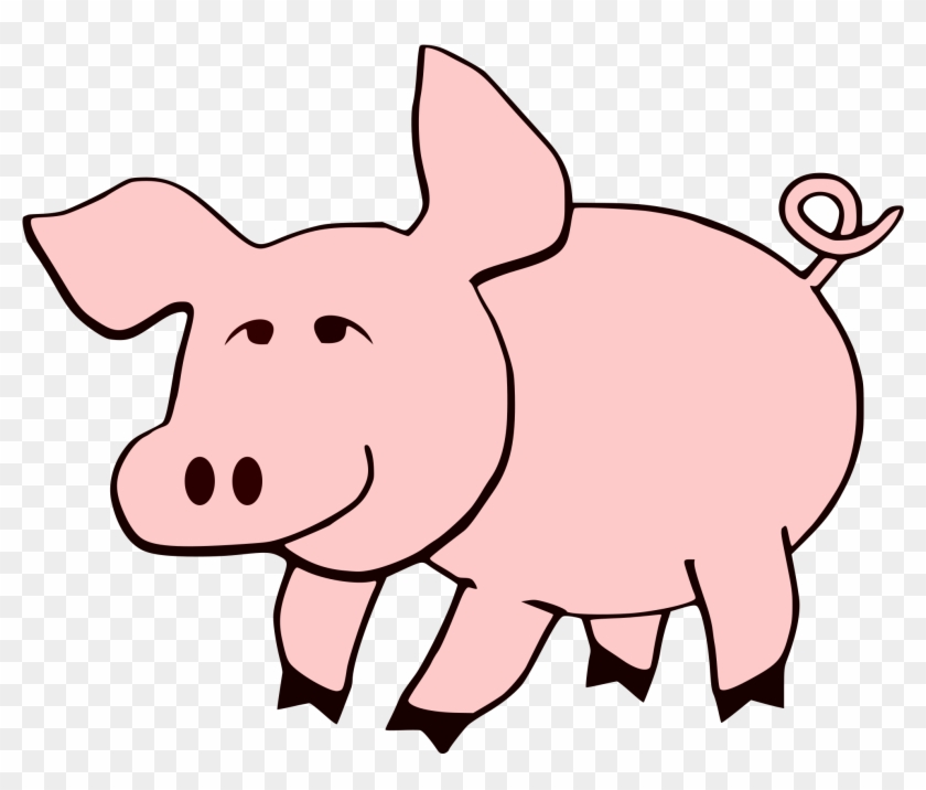 Babi Hitam Putih #2660